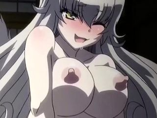 Hentai Sweeties In Sexual Foreplay