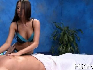 She Is The One All The Boys Desire As A Masseuse
