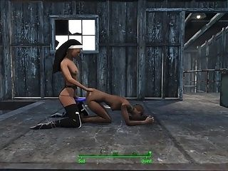 Fallout 4 The sect of nuns