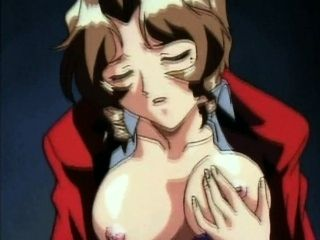 Hentai Chick With Nipple Clamps Gives Deep Head