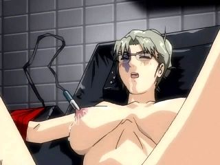 Wild Vibrator Penetrates This Wet And Spicy Hentai Pussy