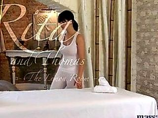 Perfect Massage With Extras By Brunette Rita