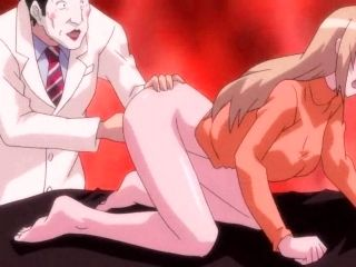 Anime Chick Gets Boobs And Cave Rubbed